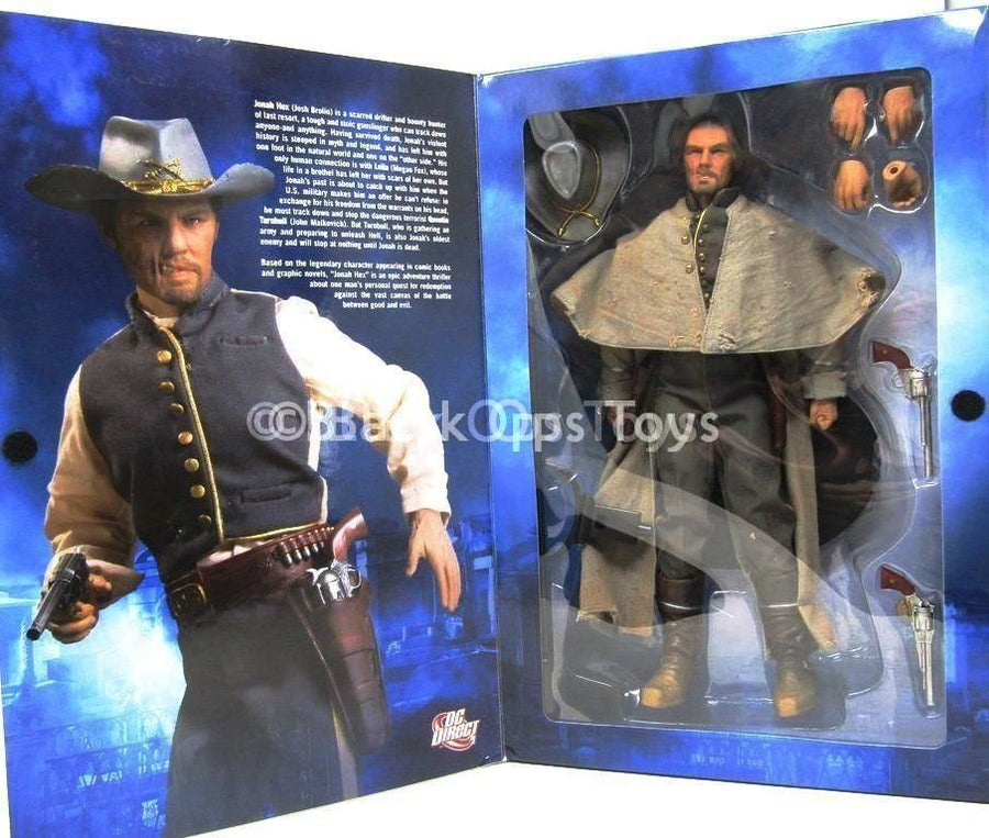 DC Comics - Jonah Hex - Confederate Officer Uniform
