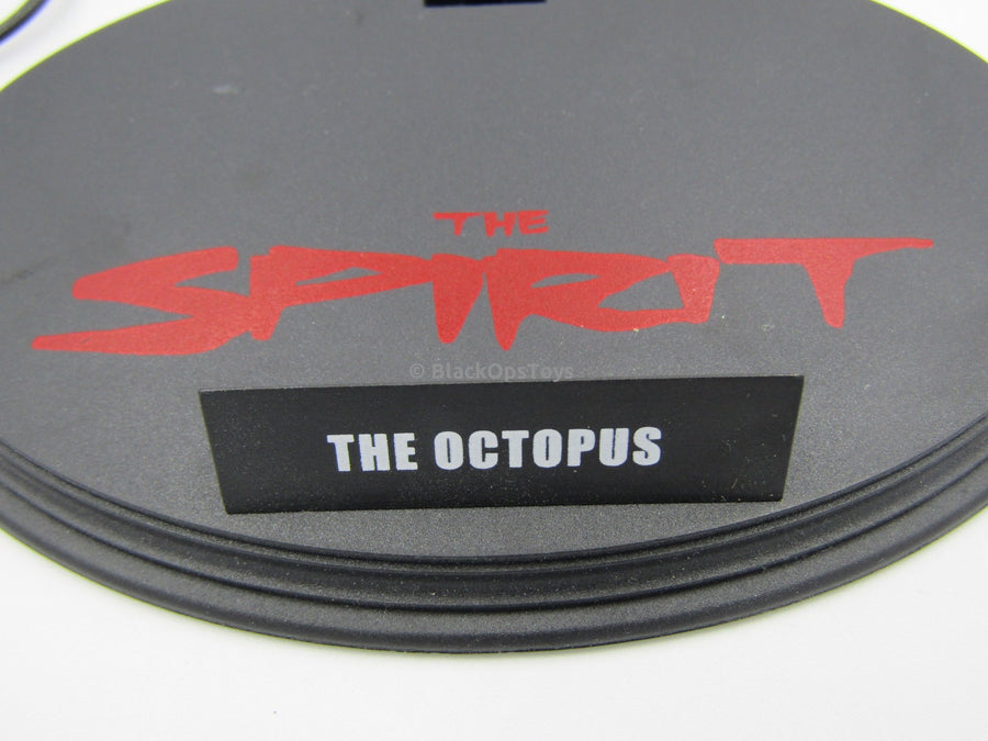THE SPIRIT - The Octopus Figure Stand
