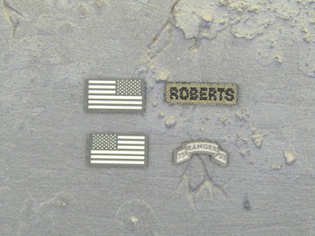 US Ranger RRRC - Patch Set