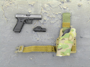 US Ranger RRRC - Pistol w/Tactical Light
