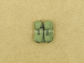 1/12 - Russian FSB Alpha - Green Magazine Pouch