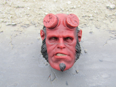 HELLBOY - Head Sculpt with Snarl