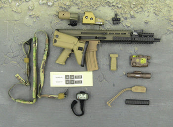 US Ranger RRRC - Tan MK17 & Accessory Set