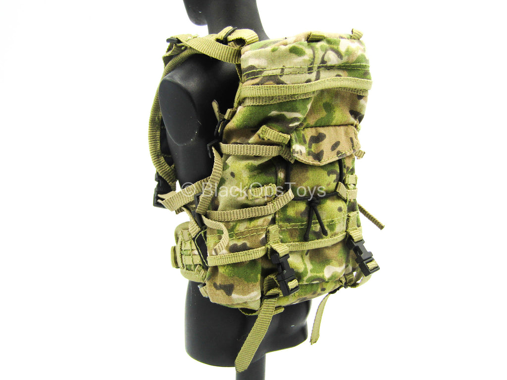 Collections - Woodland Camo Backpack