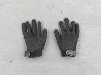 FBI Biochemical Expert - Black Tactical Gloves
