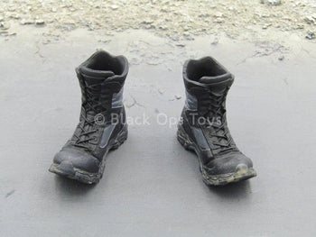 "GI Joe - Snake Eyes - ""Timber"" Version Action Pose Boots Peg Type"