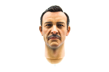 WWII - British Airborne - Male Head Sculpt