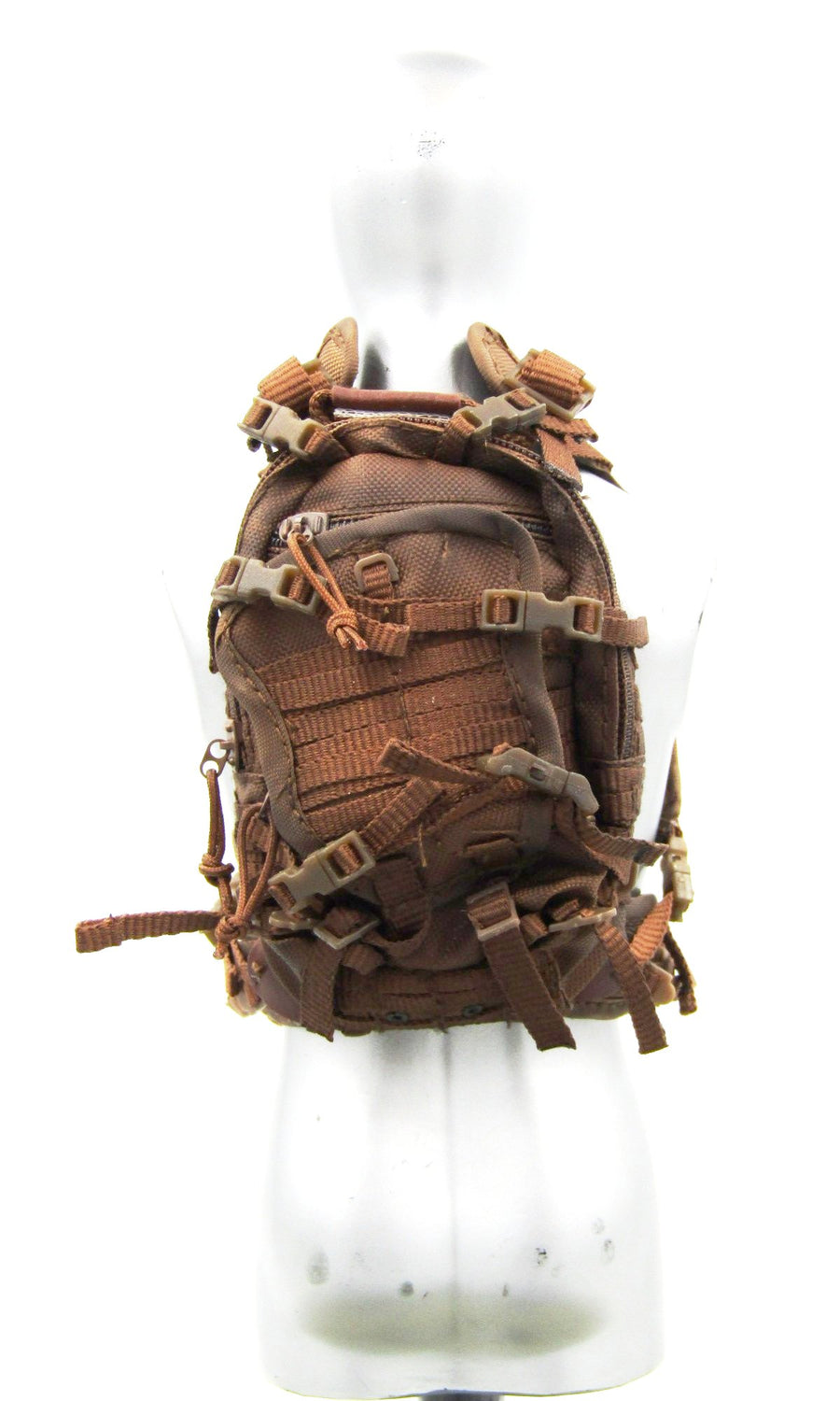 GI JOE - Rock & Roll - Brown MOLLE Backpack