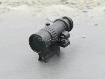 Black Night Vision Thermal Scope