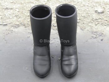 Star Wars Black Boots (Foot Type)