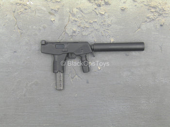 Modern Foreign Weapons - Black MP9 w/Suppressor & Foregrip