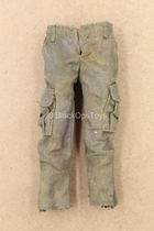 1/12 - Heavy TK - Weathered OD Green Pants