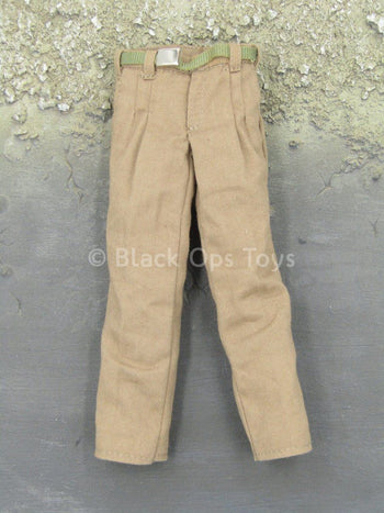 Indiana Jones - Classic -Tan Khaki Pants