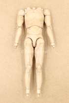 1/12 - Heavy TK - Weathered Male Base Body