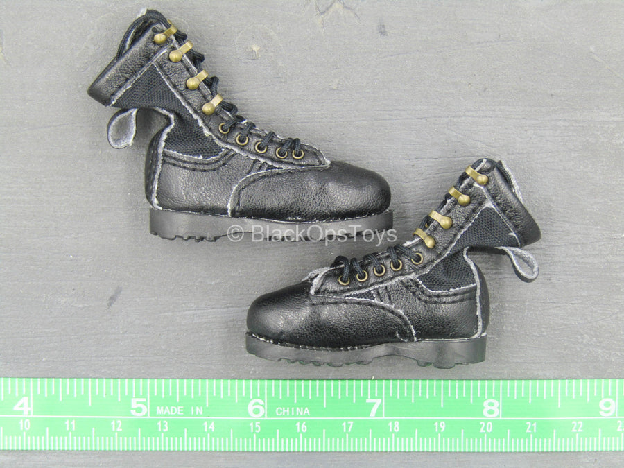U.S. Navy Devgru CQC Operator - Leather-Like Boots (Foot Type)