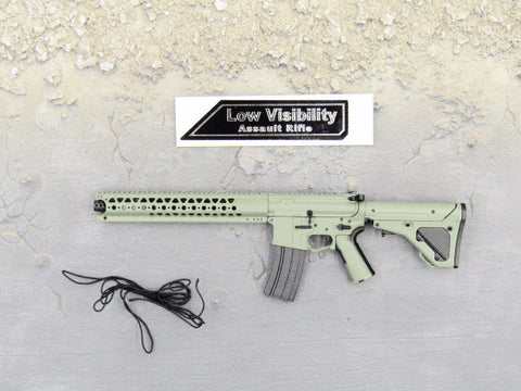 General's Armoury Low Visibility Assault Rifle (Green)