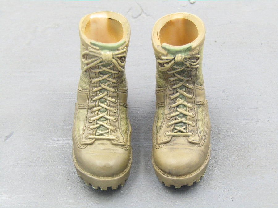 U.S. Army - Spec Ops - Combat Boots (Foot Type) w/Feet