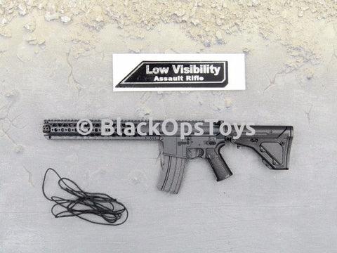 General's Armoury Low Visibility Assault Rifle (Black)