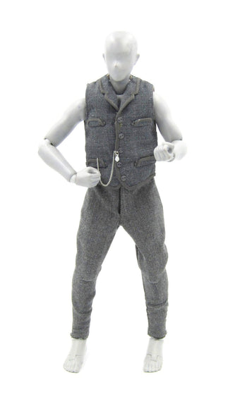 Cowboys & Aliens - Woodrow - Gray Uniform Set