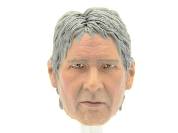 Cowboys & Aliens - Woodrow - Head Sculpt w/Harrison Ford Likeness