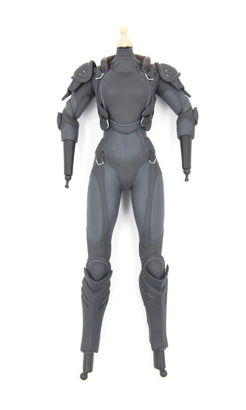 APPLESEED - Deunan Knute - Female Base Body w/Uniform Set
