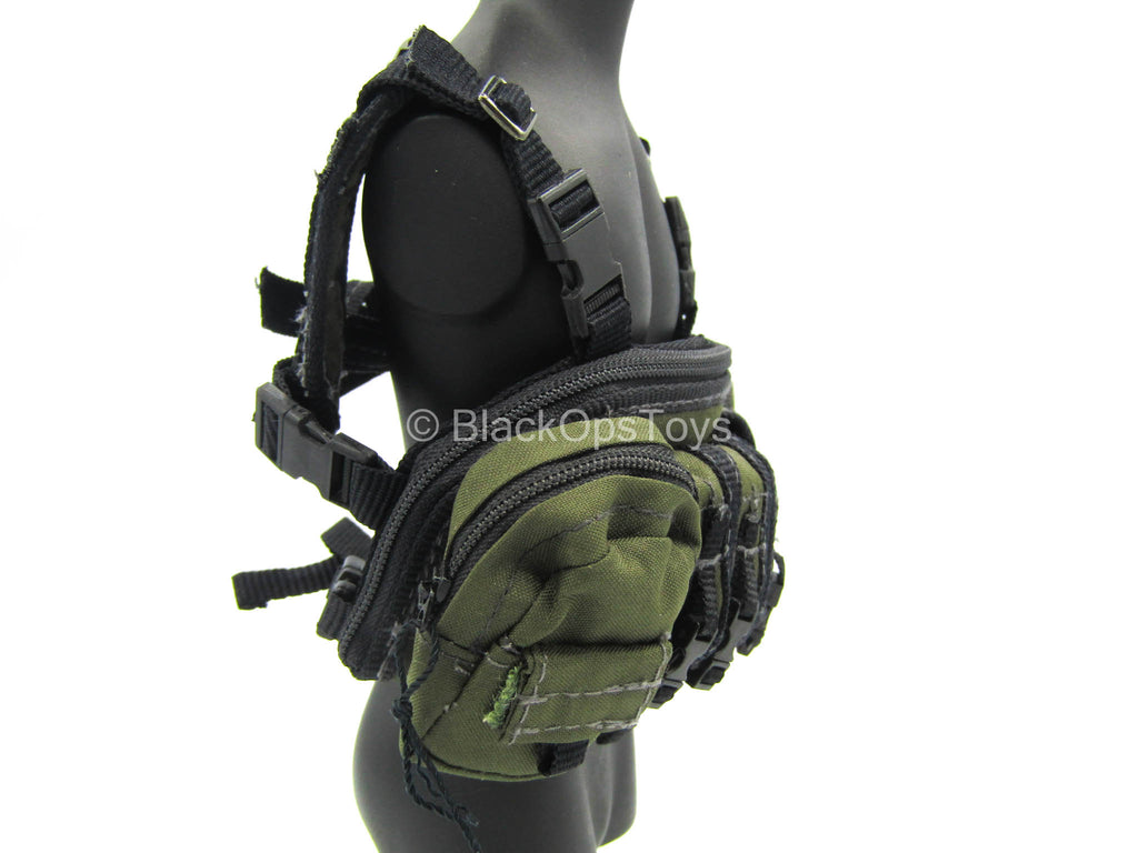 ACE - Green Chest Rig
