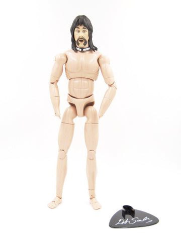 Spinal Tap Exclusive Series Derek Smalls Nude Male Body w/Stand