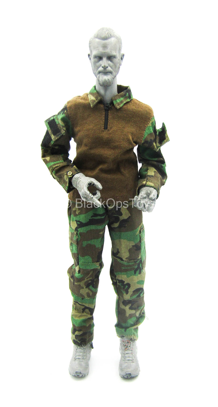 U.S. Army Green Beret ODA721 - Woodland Uniform Set