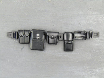 APPLESEED - Deunan Knute - Black Female Utility Belt Set