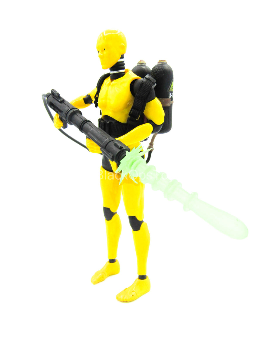 1/12 - Doc Nocturnal - Death Ray w/Glow-In-The-Dark Beam FX