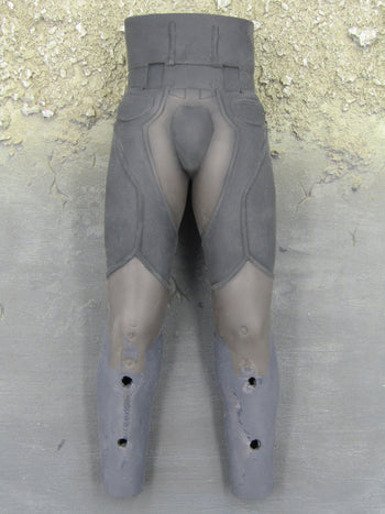 APPLESEED - Tereus - Black & Grey Rubber Like Suit Pants