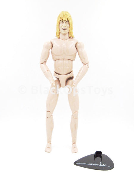 Spinal Tap Exclusive Series David St. Hubbins Nude Body w/Stand