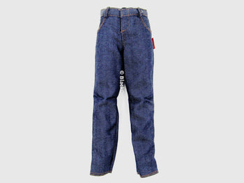 1/6 Scale PMC BLue Denim Levis Red Tab Jeans & Brown Leather Belt Set Mint in PACK