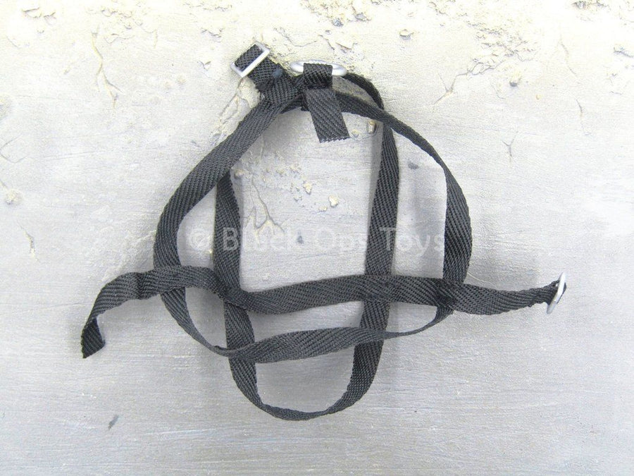 British S.A.S - Clark - Black Rappelling Harness