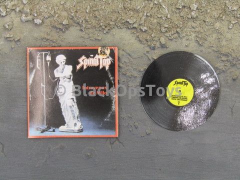 Spinal Tap Exclusive Series Intravenus de Milo Vinyl Record Album