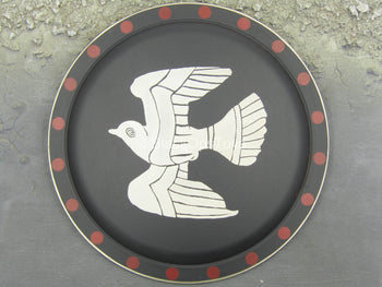 Greek Hoplite 2.0 - Black Shield w/Bird Detail