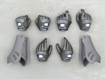 APPLESEED - Tereus - Hand Set (x6) & Wrist Guantlets (x2)