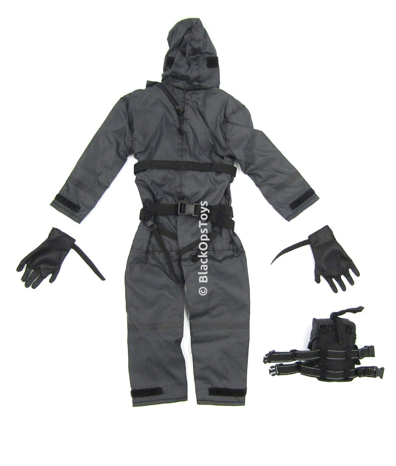 US Navy Commanding Officer NBC Protective Suit