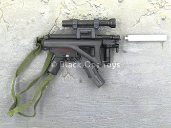 British S.A.S - Clark - METAL MP5 Rifle w/Sling