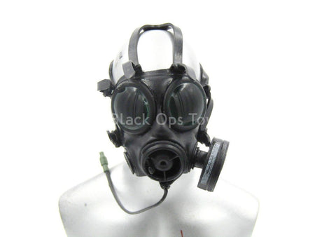 British S.A.S - Clark - Black S-10 Gas Mask