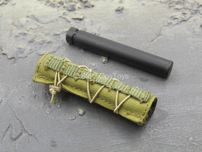 6.5 Creedmoor Suppressor w/Cover