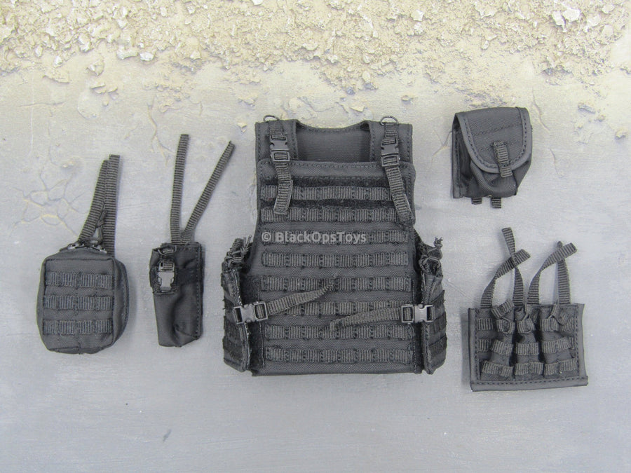 US Navy Commanding Officer Voodoo Tactical Plate Carrier