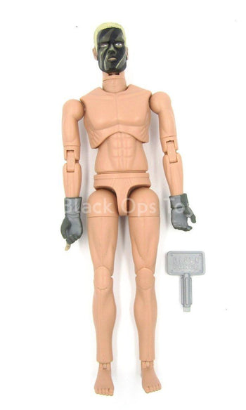 "Navy Seal ""Shark"" - Male Base Body w/Head Sculpt"