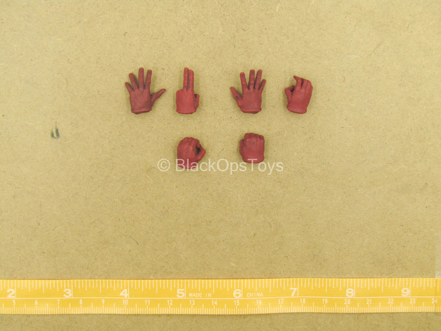1/12 - Doc Nocturnal - Red Gloved Hand Set
