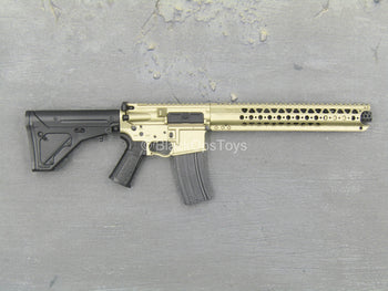 RIFLE - Burnt Bronze Low Visibility Assault Rifle
