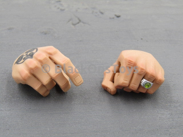 Gangsters Kingdom 1/6 Scale Neil Hands x2 (For Sword)
