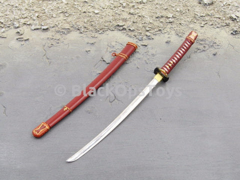 Gangsters Kingdom 1/6 Scale Neil Samurai Sword w/Sheath