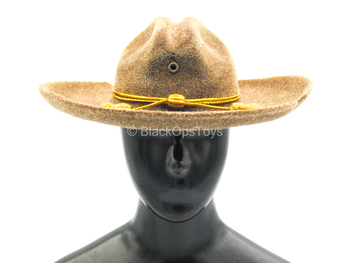 TWD - Carl Grimes - Brown Sheriffs Hat