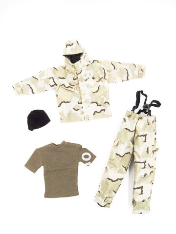 Nuclear Biological & Chemical Protective Suit Set