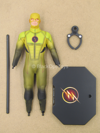 1/12 - Reverse Flash - Male Base Body w/Head Sculpt & Stand